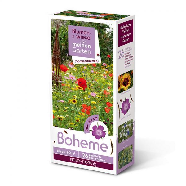 Blumensamen, Sommerblumen, Boheme 30m²