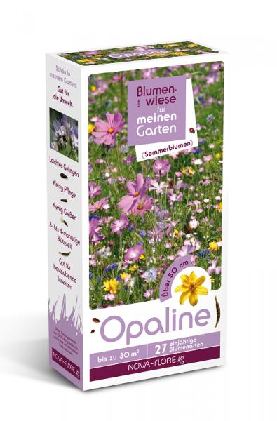 Blumensamen, Sommerblumen, Opaline 30m²