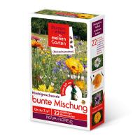 Blumensamen, Heinzelmännchen, bunte Mischung 7m²