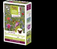 Blumensamen, nützliche Helfer, Schmetterlinge 7m²